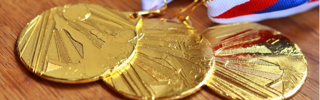 Medailles DWS